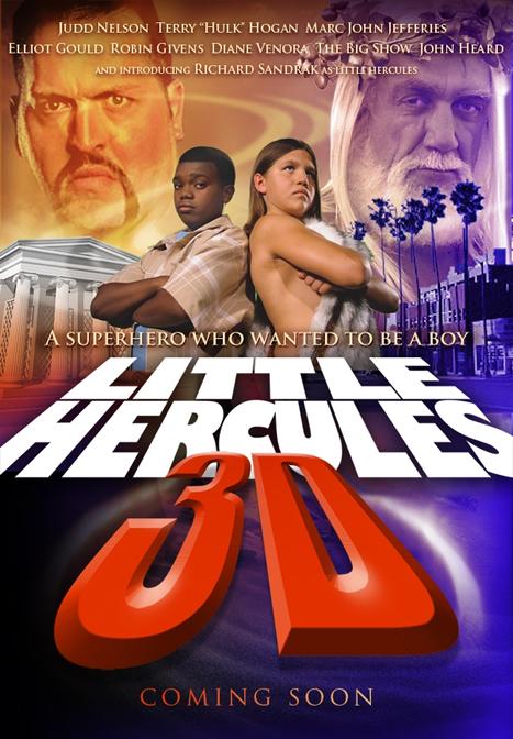 Little Hercules poster