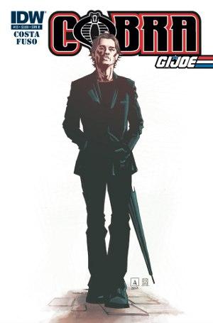 Cobra #13 Cover B Tomax