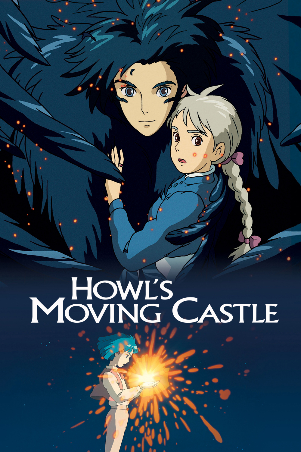 Freakinu0026#39; Awesome Network : Howlu2019s Moving Castle (2004) 2 ...