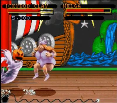 Clayfighter Is A   Player Fighting Game You Control One Of Eight Fighters As You Battle Your Way To The Top Of The Clay Heap