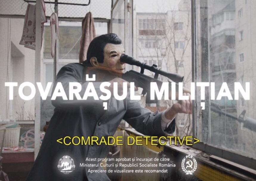 comrade detective amazon prime a24