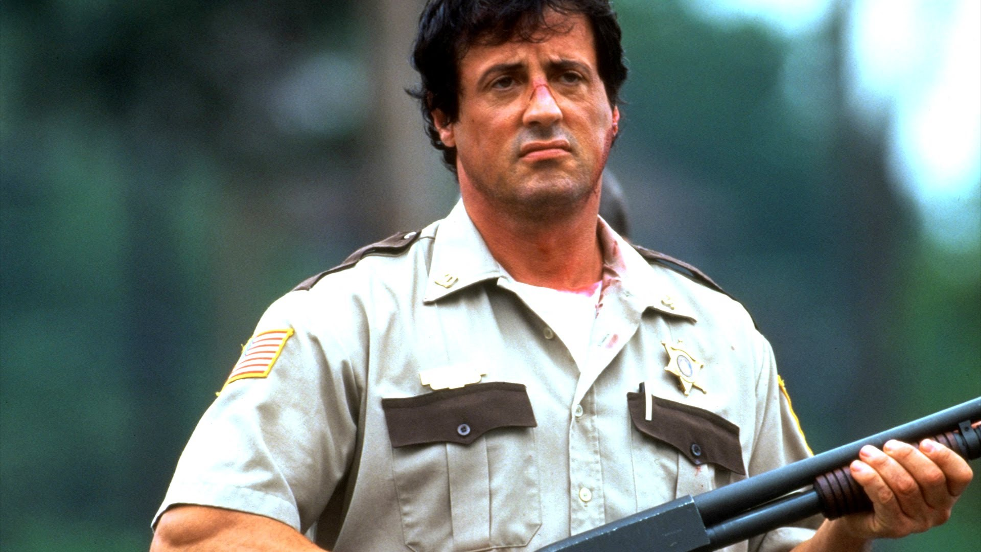 sylvester stallone in cop land