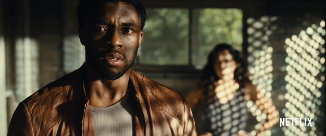 chadwick boseman as jacob king in message from the king