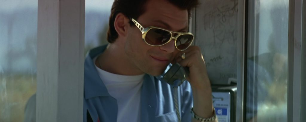 christian slater as clarence in True Romance