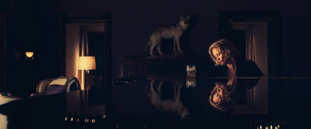 Janet McTeer as Meredith paint it black