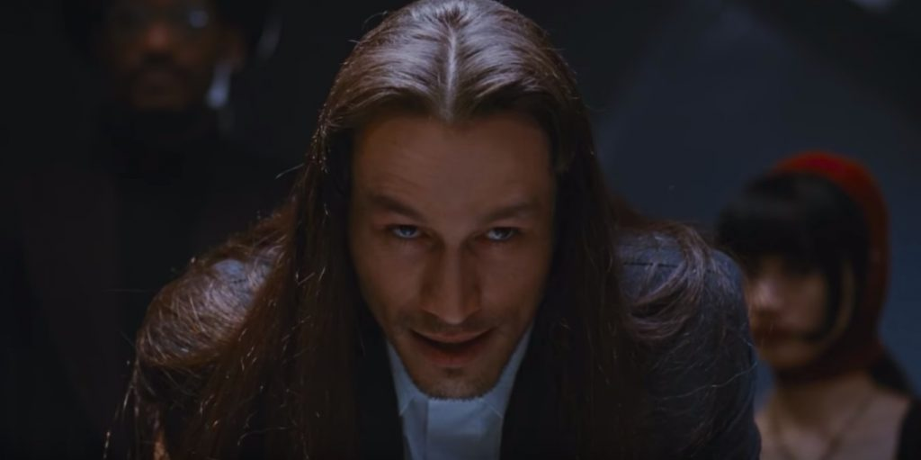 Michael wincott as top dollar in the crow