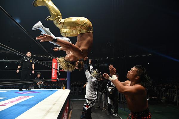 Freakin' Awesome Network | New Japan's Wrestle Kingdom 13 is a