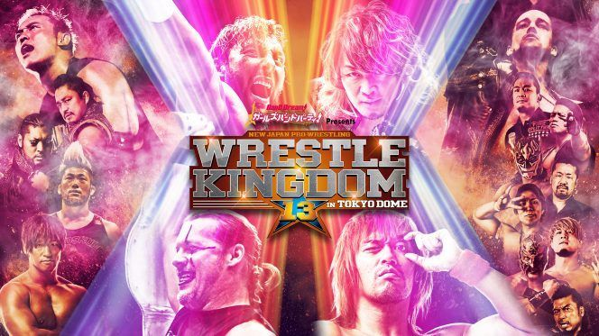 Freakin' Awesome Network | New Japan's Wrestle Kingdom 13 is